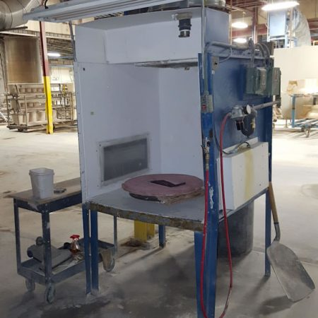 PVPP019 – 2 X INSPECTION BOOTHS