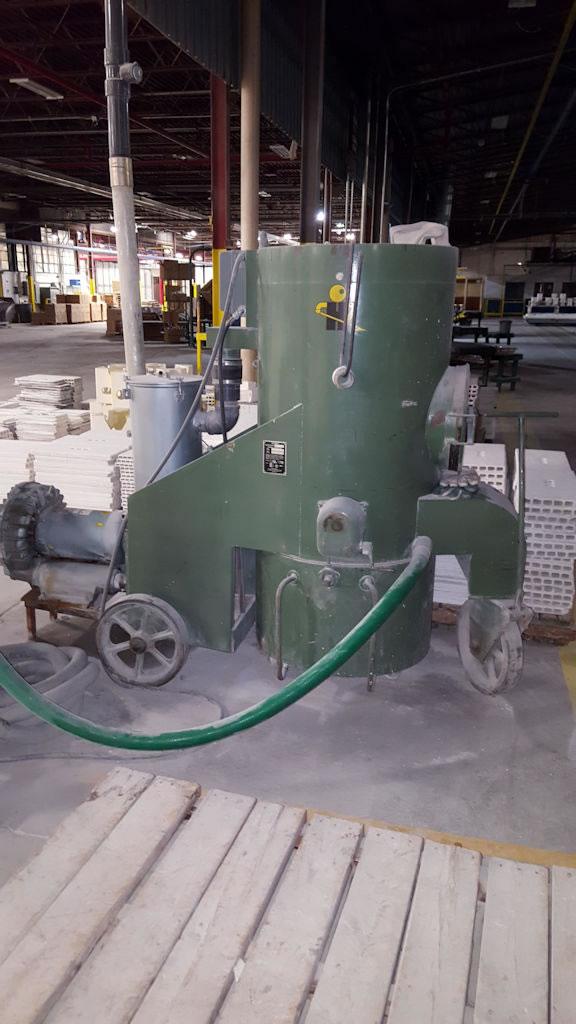 PVPP029 – HOFFMAN MODEL 75 E4 VACUUM MACHINE