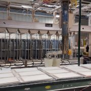 PVPP015 – 4 X POVAIR MODEL 70/10 TWO PIECE TANK / PEDESTAL / BASIN PRESSURE CASTING MACHINES
