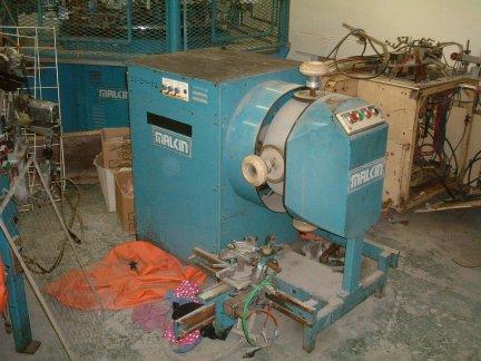 MALKIN Model 283 universal banding and lining machine