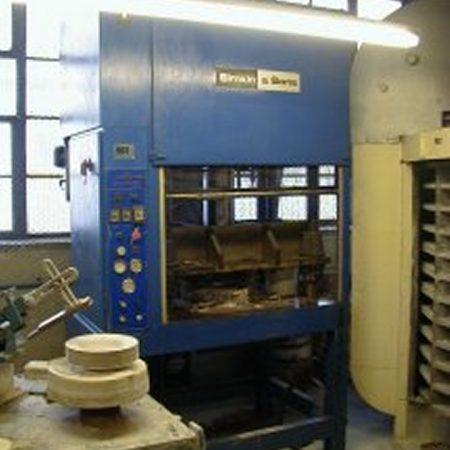 SIMKIN 60T press