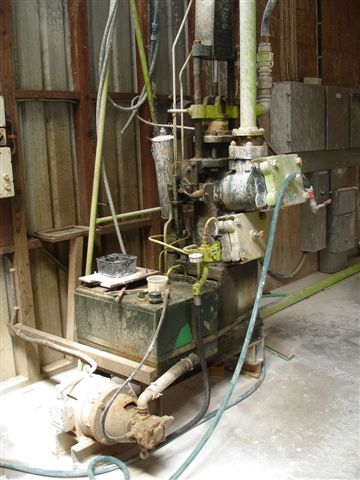 "Willett 6 "" Ram Pump, stalk valve, 10Bar"