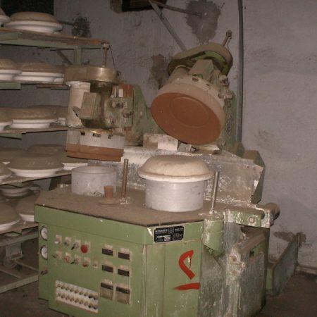 SKK flatware roller machine