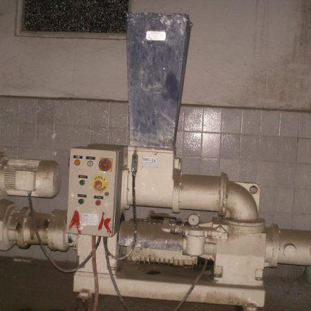 Vicentini 350mm pug mill extruder
