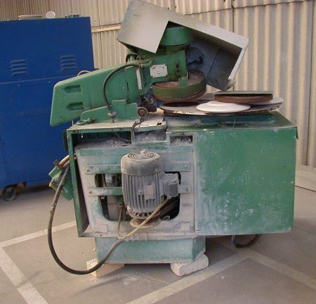 Service engineer model B flatware roller making machine for plates up to 25cm diameter - one available